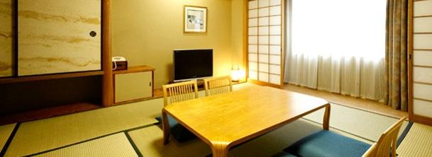オリエンタルホテル東京ベイの和室(画像引用元:楽天トラベル)