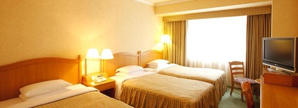 オリエンタルホテル東京ベイのスタンダード(画像引用元:楽天トラベル)