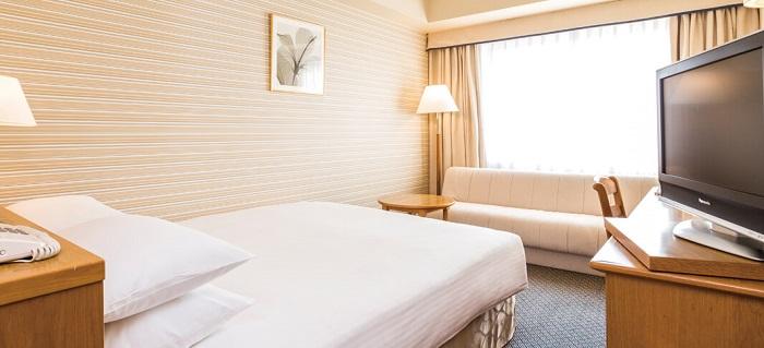 オリエンタルホテルカップル部屋