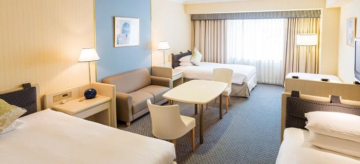 オリエンタルホテル5人家族部屋