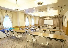 パールホテル葛西の会議室(画像引用元:じゃらん)