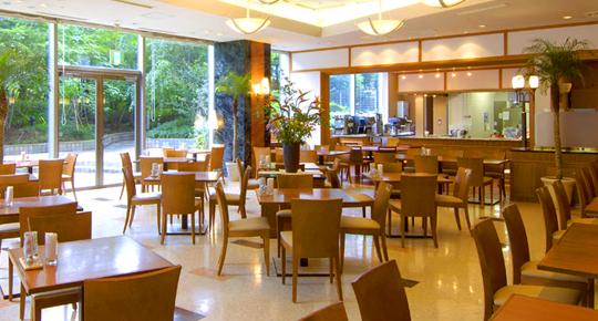 第一ホテル両国のレストランカフェダイニング(画像引用元:楽天トラベル)