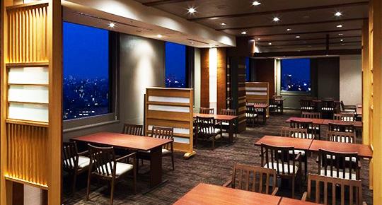 第一ホテル両国の日本料理(画像引用元:楽天トラベル)