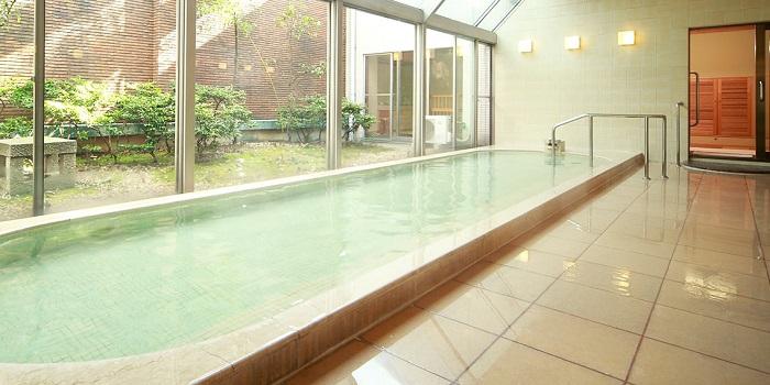 ホテルシーサイド江戸川の大浴場(画像引用元:楽天トラベル)