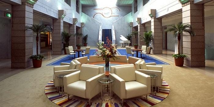 ホテルシーサイド江戸川のロビー(画像引用元:楽天トラベル)