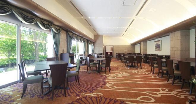 ホテルシーサイド江戸川のレストラン(画像引用元:楽天トラベル)