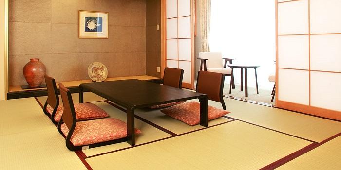 ホテルシーサイド江戸川の特別和室(画像引用元:楽天トラベル)