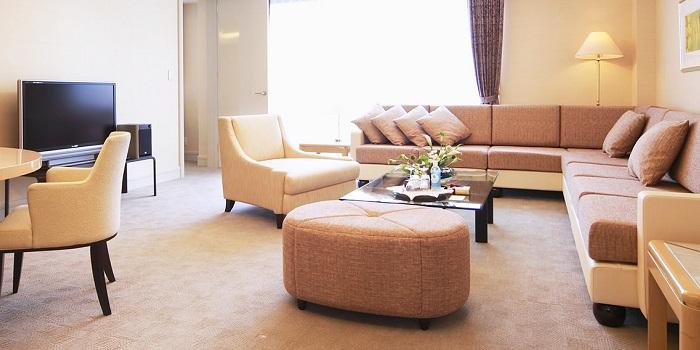 ホテルシーサイド江戸川の特別洋室(画像引用元:楽天トラベル)