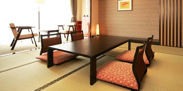 ホテルシーサイド江戸川の和室(画像引用元:楽天トラベル)
