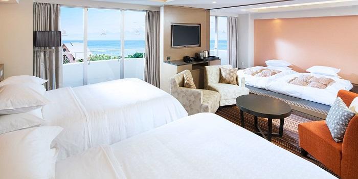 シェラトンの客室の雰囲気(画像引用元: Sheraton Hotels & Resorts)