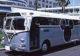 アンバサダーホテルシャトルバス(画像引用元:じゃらん)