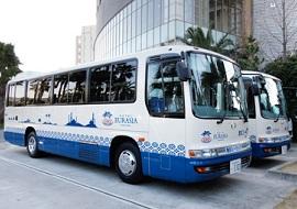 舞浜ユーラシアホテルシャトルバス(画像引用元:じゃらん)