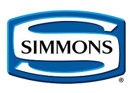 シモンズ製ベッドのロゴ