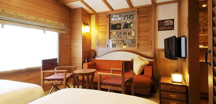 サンルートプラザ東京の安い客室