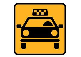 タクシーのロゴ