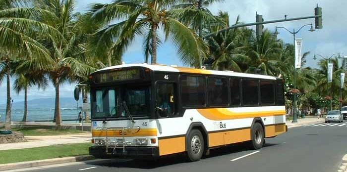 アウラニまでいけるthebus(画像引用元:showbus.com)
