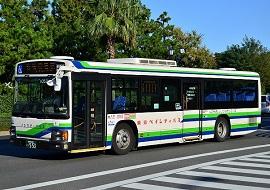 東京ベイシティバス(画像引用元:東京ベイシティバス)