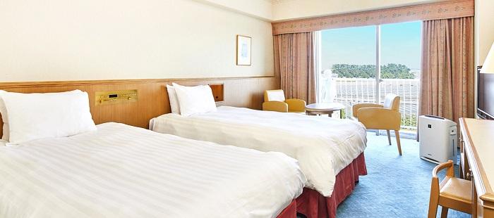 東京ベイ舞浜ホテル クラブリゾートに4人家族部屋