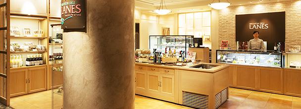 浦安ブライトンホテルのケーキ屋(画像引用元:楽天トラベル)