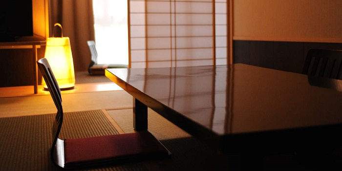 大江戸温泉物語浦安万華鏡の客室イメージ(画像引用元:じゃらん)