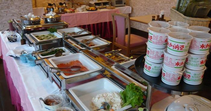 浦安ビューフォートの朝食レストラン(画像引用元:楽天トラベル)