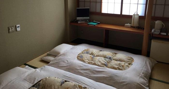 浦安ビューフォートの和室(画像引用元:楽天トラベル)