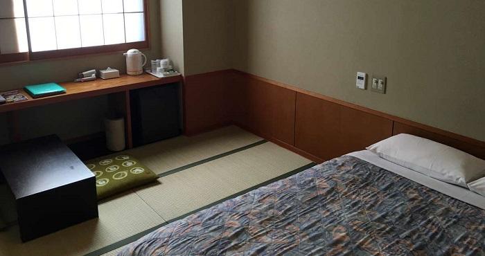 浦安ビューフォートの和洋室(画像引用元:楽天トラベル)